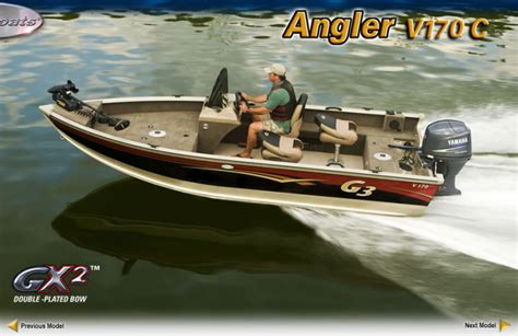 G3 Boat Values by Research 2010 G3 Boats Angler V170c On Iboats