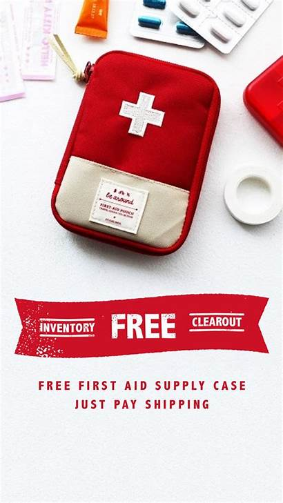 Kit Medical Pay Emergency Aid Its Carry