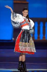 Czech Republic Traditional Costume
