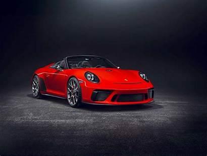 Speedster Porsche 911 991 Revealed Specs Confirmed