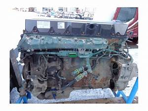 Volvo D13a Euro 5 Engine With Ad Blue