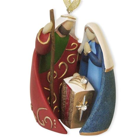 nativity christmas tree ornament legacy of love 4036416