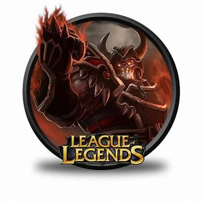 Icon Sion Icons Legends League Warmonger Fazie69