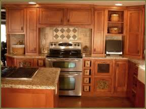 colored glass backsplash kitchen maple shaker style kitchen cabinets home design ideas