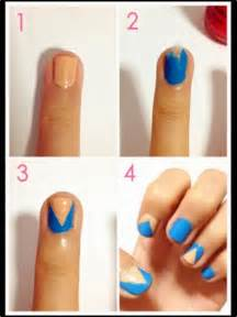 print dress simple nail step by step fashionate trends