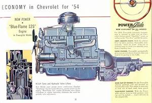 1954 Chevy 235