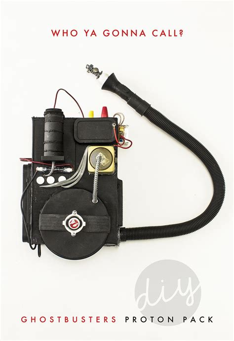 Diy Proton Pack by Diy Ghostbusters Proton Pack Harvest