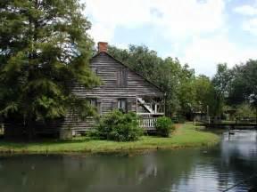 Acadian Village Lafayette Louisiana