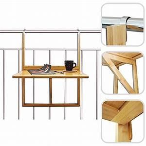 Petite Table Pliante : table balcon pliante le guide d achat jardingue jardingue ~ Teatrodelosmanantiales.com Idées de Décoration