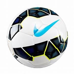 Nike Saber EPL Ball (White/Process Blue)