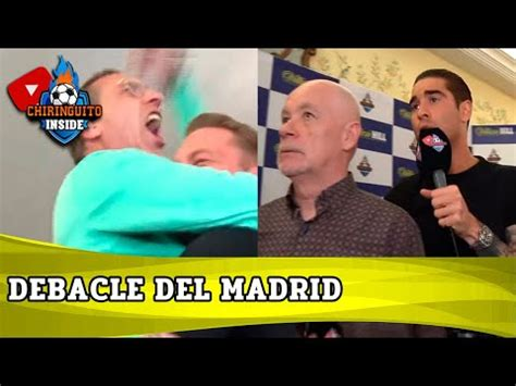 Real Madrid vs Manchester City con el Chiringuito en Vivo ...