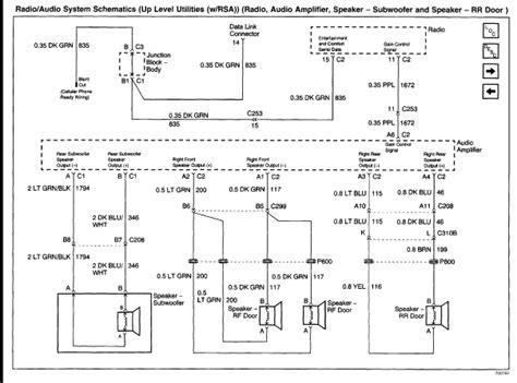 delco model 15071234 radio wiring diagram get free image