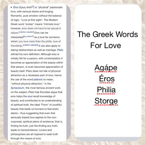 Greek Word For Agape Love