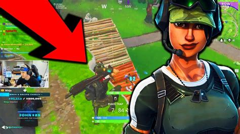 ninja    trailblazer skin  fortnite