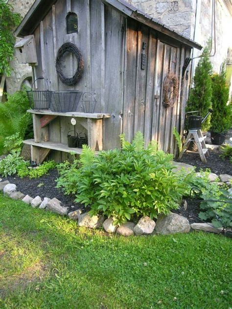 Best Primitive Garden Images Pinterest