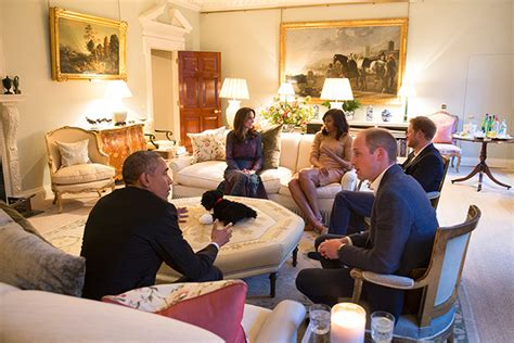 princess shows royal living room see how it compares to kate s hello
