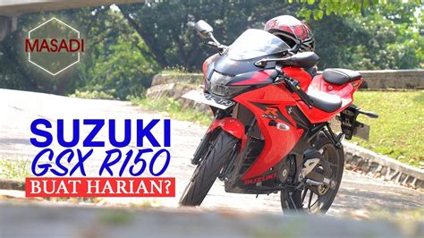 Review Suzuki Gsx R150 by Review Suzuki Gsx R150 2018