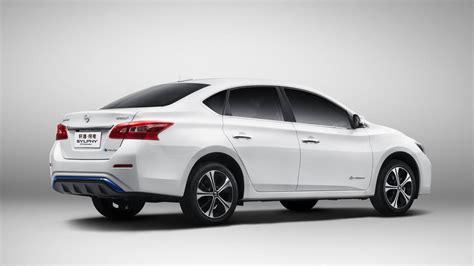 Nissan Sylphy Zero Emission Is Half Sentra, Half Leaf