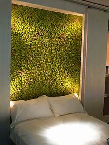 26 green ideas that bring nature into your home for Interior design grass wall