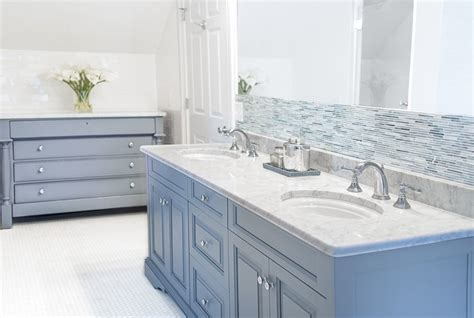 Blue Gray Paint Colors-contemporary-bathroom