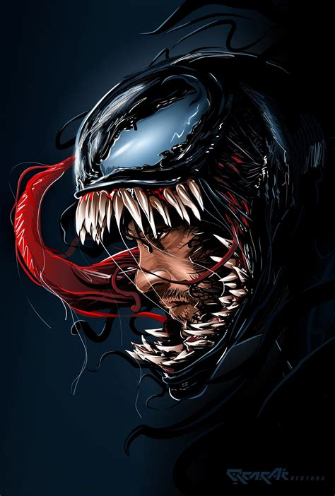 Lock Screen Wallpaper Venom by Venom Corel Discovery Center
