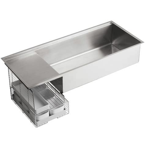 Kohler Stages Stainless Steel Kitchen Sink   3761 NA