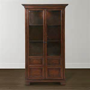 Hanging China Cabinet by Highlands China Cabinet By Bassett Furniture Contemporary