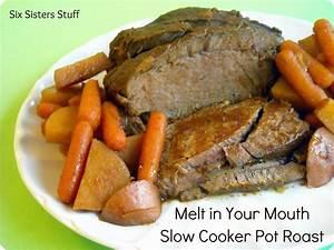 Slow Cooker Pork Pot Roast Recipe — Dishmaps
