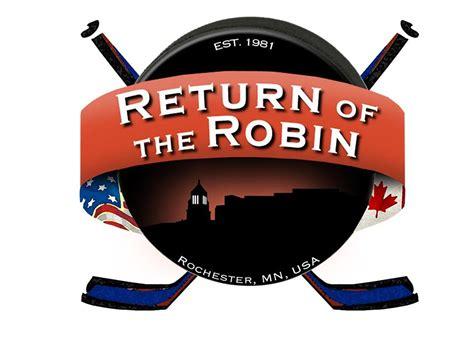 return   robin hockey