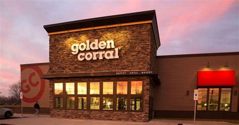 golden corral  bucking  buffet collapse