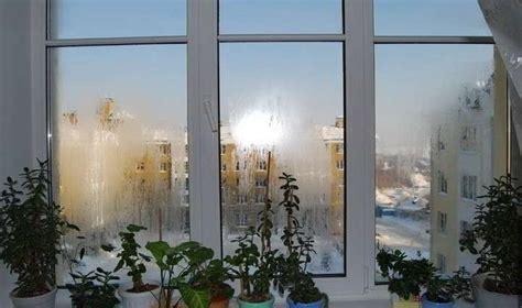 Почему потеют пластиковые окна зимой как устранить своими руками