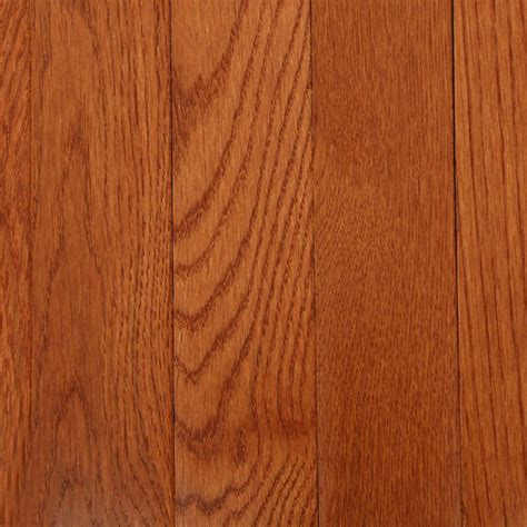3 oak wood flooring bruce american originals copper dark red oak 3 4 in t x 2 1 4 in w x varying l solid hardwood