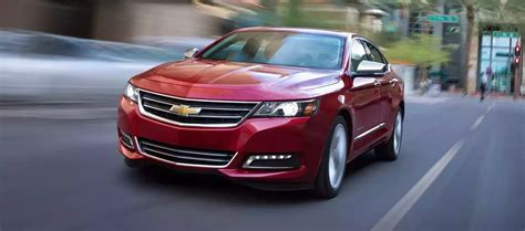 chevrolet impala ss specifications  premier