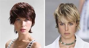 Coupe Sur Cheveux Court : coupe courte les plus belles coupes pour cheveux courts ~ Melissatoandfro.com Idées de Décoration