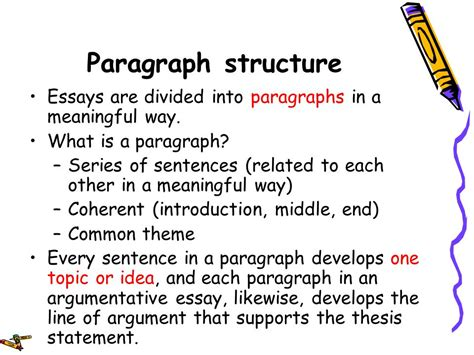 a of paragraphs that develops a central idea research methodology academic writing ppt