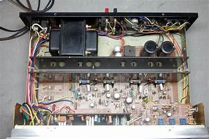 Kenwood Ka-3500 Repair And Restoration