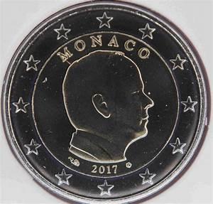 2 Euro Monaco 2017 : monaco 2 euro 2017 pieces le catalogue des ~ Jslefanu.com Haus und Dekorationen