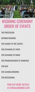 how to plan your ceremony order of events http With order of a wedding ceremony
