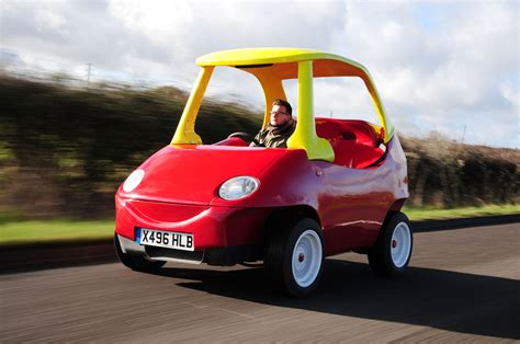 We Drive The Super-sized Cozy Coupe