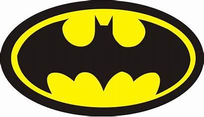 Batman Clipart Clip Simbolo Symbol Outline Begins
