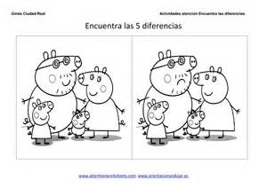 Kids Spot the Difference Worksheets