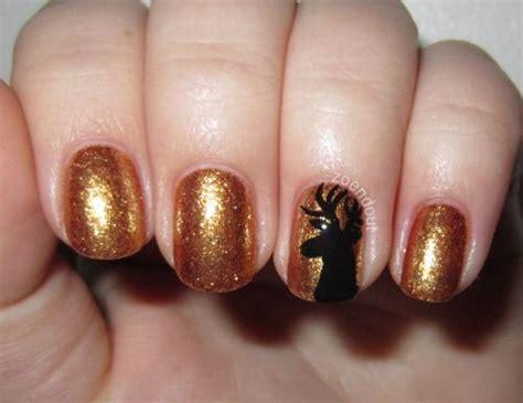 cool reindeer nail art designs ideas trends