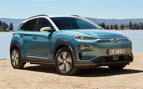 Hyundai Kona 2019 Hd Picture by 2019 Hyundai Kona Electric Au Wallpapers And Hd Images