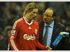 Fernando Torres Rafael Benitez took me to a level I never