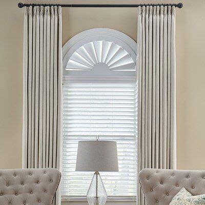 custom wood window arch blindscom