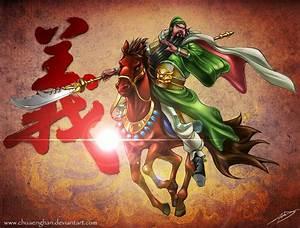 Guan Yu by chuaenghan on DeviantArt