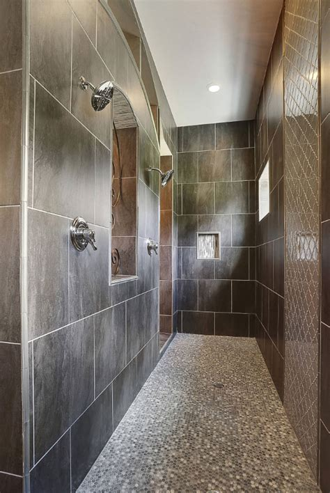 tiled shower seat 27 walk in shower tile ideas that will inspire you home