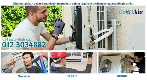 air cond service murah kuala lumpur aircon service kl