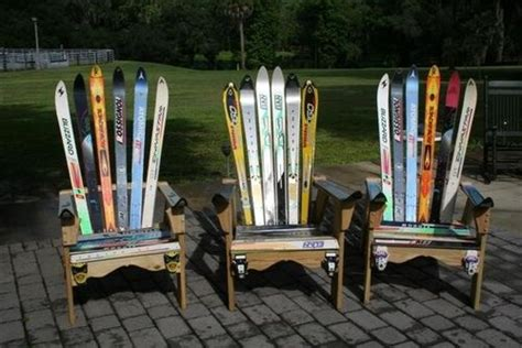 adirondack ski chair plans chair plans diy blueprints