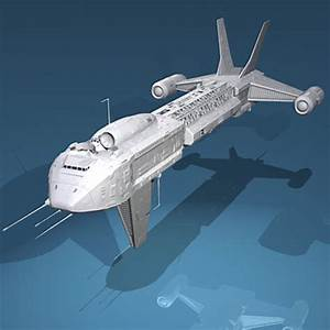 Science Fiction Spacecraft Models - Pics about space